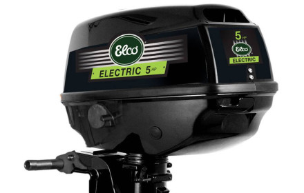 Elco introduces line of small electric outboard motors for Electric outboard motors for sale